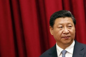 File photo of China's President Xi Jinping during a meeting in Caracas